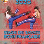 Stage de savate - 29 mars 2020
